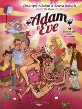 Adam et Eve -1- Coup de pied dans les couples