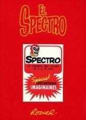 El Spectro (Les aventures de) - Spécial Couvertures Imaginaires - Édition Spéciale Angoulême 2012