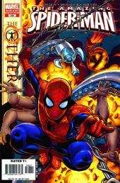Amazing Spider-Man (The) Vol.2 (Marvel comics - 1999) -526a- The Other: Evolve or Die, Part 6 of 12: Reckoning - Mike Wieringo 2nd Print Variant