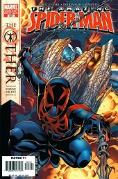 Amazing Spider-Man (The) Vol.2 (Marvel comics - 1999) -527a- The Other: Evolve or Die, Part 9 of 12: Evolution - Mike Wieringo 2nd Print Variant