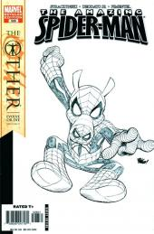 Amazing Spider-Man (The) Vol.2 (Marvel comics - 1999) -528''- The Other: Evolve or Die, Part 12 of 12: Post Mortem - Mike Wieringo 1:36 Retailer Sketch Edition