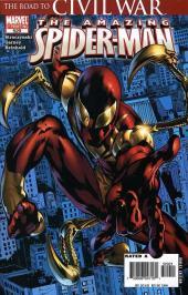Amazing Spider-Man (The) Vol.2 (Marvel comics - 1999) -529a- Civil War, Mr. Parker Goes to Washington, Part 1 of 3 - 2nd Print Variant