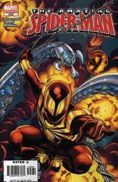 Amazing Spider-Man (The) Vol.2 (Marvel comics - 1999) -529b- Civil War, Mr. Parker Goes to Washington, Part 1 of 3 - Mike Wieringo 3rd Print Variant
