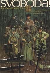 Svoboda! -2- Iekaterinbourg, été 1918