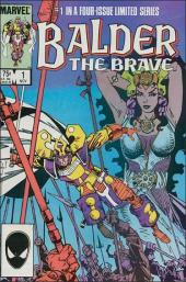 Balder the Brave (1985) -1- The sword of frey