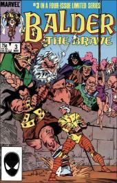 Balder the Brave (1985) -3- Balder the warrior !