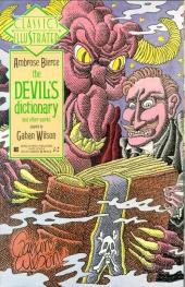 Classics Illustrated (1990) -18- Ambrose Bierce: The Devil's Dictionary and other works