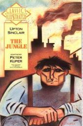 Classics Illustrated (1990) -27- Upton Sinclair: The Jungle
