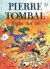 Pierre Tombal -10a1998- Dégâts des os