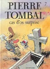 Pierre Tombal -7a1993- Cas d'os surprise