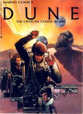 Dune (Macchio/Sienkiewicz, 1984) - Dune - The Official Comic Book