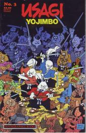Usagi Yojimbo (1987) -3- No. 3