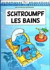 Les schtroumpfs - Collection Télé 7 jours -4- Schtroumpf les bains
