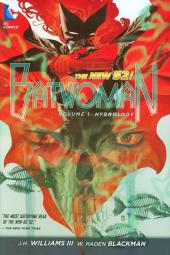 Batwoman (2011) -INT01- Hydrology