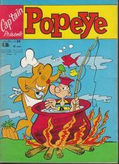 Popeye (Cap'tain présente) -39- Deux olives...