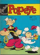 Popeye (Cap'tain présente) -82- Que popeye paye