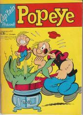Popeye (Cap'tain présente) -61- Quand les poissons volent