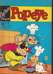 Popeye (Cap'tain présente) -85- L'île du cyclope