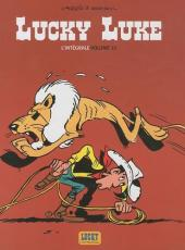 Lucky Luke (Intégrale Dupuis/Dargaud) -12'- L'Intégrale 12