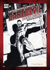 Daredevil Vol. 1 (Marvel - 1964) -INT- David Mazzucchelli's Daredevil Born Again: Artist's Edition