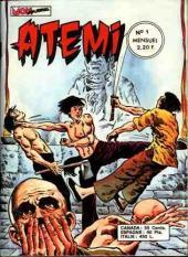Atemi -1- Le Chasseur d'hommes