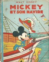 Walt Disney (Hachette) Silly Symphonies -21- Mickey et son navire