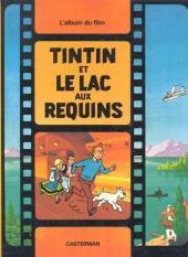 Tintin - Divers -C3b01- Tintin et le lac aux requins