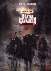 Les quatre Cavaliers de l'Apocalypse -3- La fin des temps