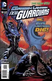 Green Lantern: New Guardians (DC Comics - 2011) -10- Beyond hope conclusion