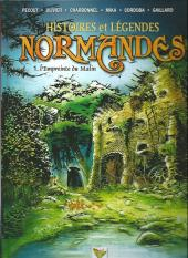 Histoires et Légendes Normandes -1- L'empreinte du malin