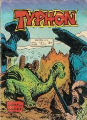 Typhon -20- Énigme en puzzle