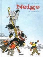 Neige -2c- La mort corbeau