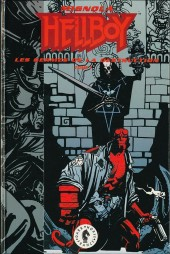 Hellboy (Dark Horse France) -1- Les germes de la destruction tome 1