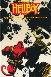 Hellboy (Dark Horse France) -2- Les germes de la destruction tome 2