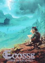 Les fabuleux voyages de Meegritt -1- Ecosse terre de légendes