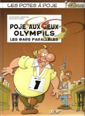 Les potes à Poje -1- Poje aux jeux olympils