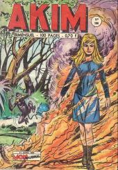 Akim (1re série) -186- Le cratère du Mont Gris