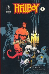 Hellboy (Dark Horse France) -4- Au nom du diable
