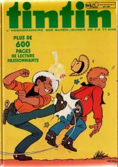 (Recueil) Tintin (Album du journal - Édition belge) -163- Tome 163