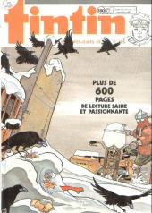 (Recueil) Tintin (Album du journal - Édition belge) -180- Tome 180