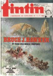 (Recueil) Tintin (Album du journal - Édition belge) -182- Tome 182