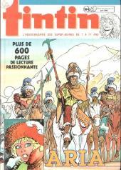 (Recueil) Tintin (Album du journal - Édition belge) -184- Tome 184