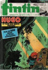 (Recueil) Tintin (Album du journal - Édition belge) -185- Tome 185