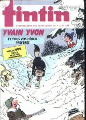 (Recueil) Tintin (Album du journal - Édition belge) -187- Tome 187