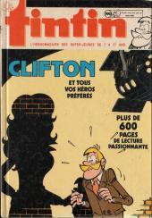 (Recueil) Tintin (Album du journal - Édition belge) -190- Tome 190