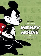 Mickey Mouse (L'âge d'or de) -3- Mickey contre le Fantôme noir et autres histoires (1939-1940)