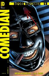 Before Watchmen: Comedian (2012) -1- Comedian 1 (of 6) - Smile