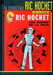 Ric Hochet - La collection (Hachette) -19- Les signes de la peur