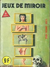Série Jaune (Elvifrance) -100- Jeux de miroir