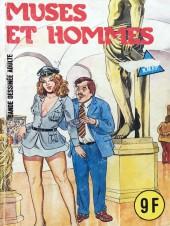 Les cornards -26- Muses et hommes